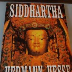 Libros: SIDDHARTHA HERMANN HESSE. Lote 226295280