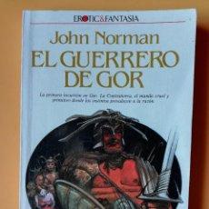 Libros: EL GUERRERO DE GOR. CRÓNICAS DE LA CONTRATIERRA/1. LA PRIMERA INCURSIÓN EN GOR, LA CONTRATIERRA, EL. Lote 226436206