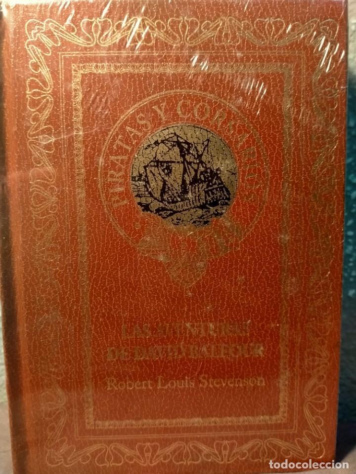 LAS AVENTURAS DE DAVID BALFOUR - R.L. STEVENSON - NUEVO PRECINTADO (Libros Nuevos - Literatura - Narrativa - Aventuras)