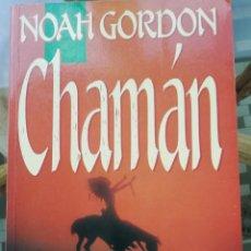 Libros: CHAMÁN DE NOAH GORDON 640 PAGS. Lote 226499480