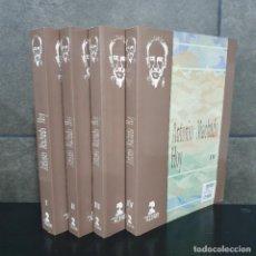 Libros: ANTONIO MACHADO HOY. VOL.1-4 (COLECCIÓN ALFAR UNIVERSIDAD). INCLUYE CARTA FACSIMÍL. VV.AA.. Lote 226598650