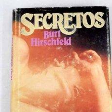 Libros: SECRETOS. Lote 226707155