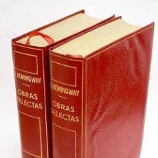 Libros: OBRAS SELECTAS. Lote 226707162