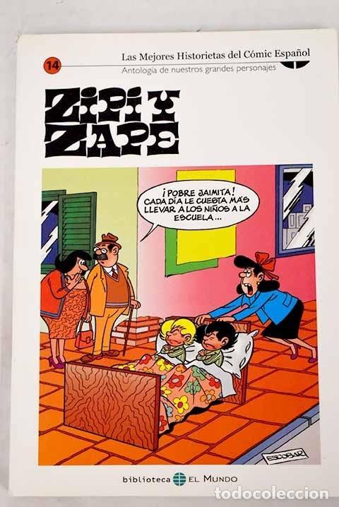 ZIPI Y ZAPE: (Libros sin clasificar)