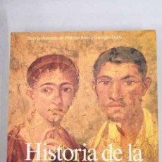 Libros: HISTORIA DE LA VIDA PRIVADA, TOMO I: IMPERIO ROMANO Y ANTIGÜEDAD TARDÍA. Lote 226707205