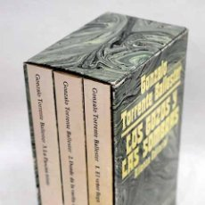 Libros: LOS GOZOS Y LAS SOMBRAS. Lote 226707220