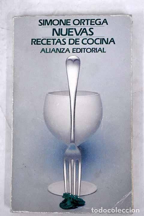 NUEVAS RECETAS DE COCINA (Libros sin clasificar)