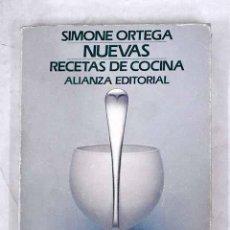 Libros: NUEVAS RECETAS DE COCINA. Lote 226707251