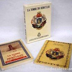 Libros: LA TORRE DE HÉRCULES. Lote 226707295