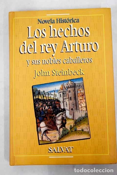 LOS HECHOS DEL REY ARTURO Y SUS NOBLES CABALLEROS (Libros sin clasificar)