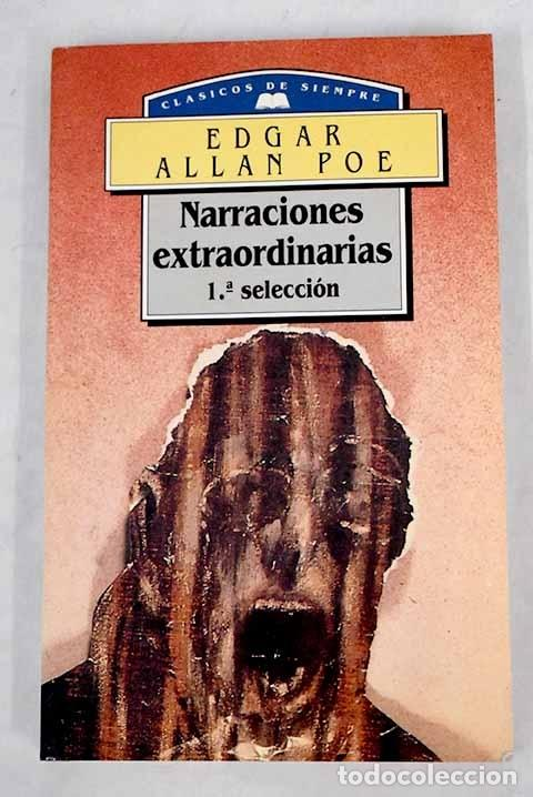 NARRACIONES EXTRAORDINARIAS: PRIMERA SELECCIÓN (Libros sin clasificar)