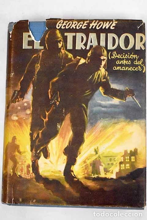 EL TRAIDOR (Libros sin clasificar)
