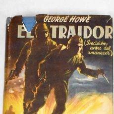 Libros: EL TRAIDOR. Lote 226707410
