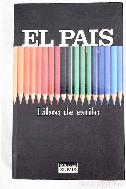 LIBRO DE ESTILO (Libros sin clasificar)
