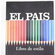 Libros: LIBRO DE ESTILO. Lote 226707420