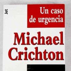 Libros: UN CASO DE URGENCIA. Lote 226707425