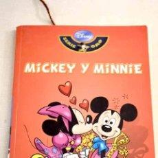 Libros: MICKIE Y MINNIE, TOMO 1. Lote 226707540