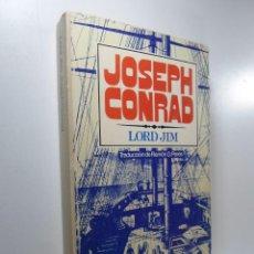 Livros em segunda mão: LORD JIM CONRAD, JOSEPH. Lote 226971139
