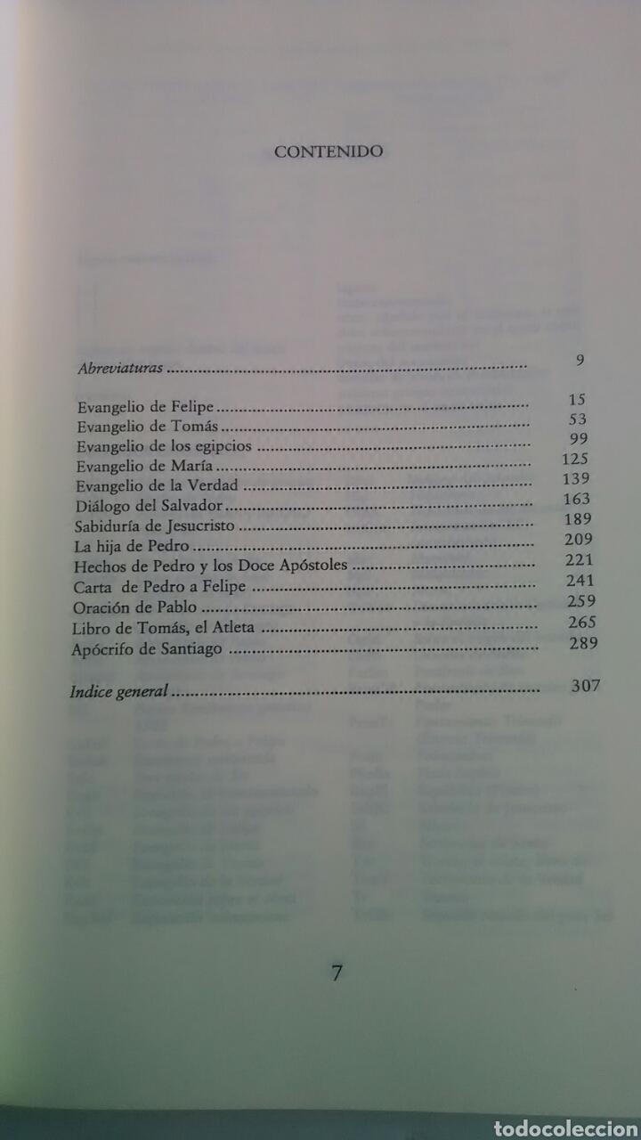 Libros: Textos Gnósticos. Biblioteca de Nag Hammadi. Tomo II - Foto 4 - 227009315