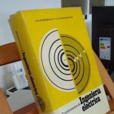 Libros: FUNDAMENTOS DE INGENIERÍA ELÉCTRICA: CIRCUITOS, MÁQUINAS, ELECTRÓNICA, CONTROL - FITZGERALD Y HIGGIN. Lote 244809025