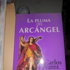 Libros: LA PLUMA DEL ARCÁNGEL. Lote 227644960
