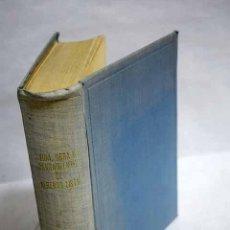 Libros: VIDA, OBRA Y PENSAMIENTO DE ALBERTO LISTA. Lote 227652012