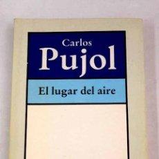 Libros: EL LUGAR DEL AIRE. Lote 227652405