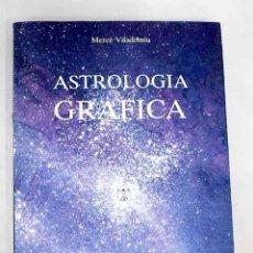 Libros: ASTROLOGÍA GRÁFICA. Lote 227652540