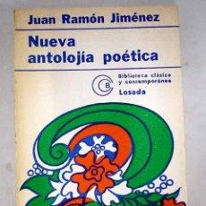 Libros: NUEVA ANTOLOJÍA POÉTICA. Lote 227652685