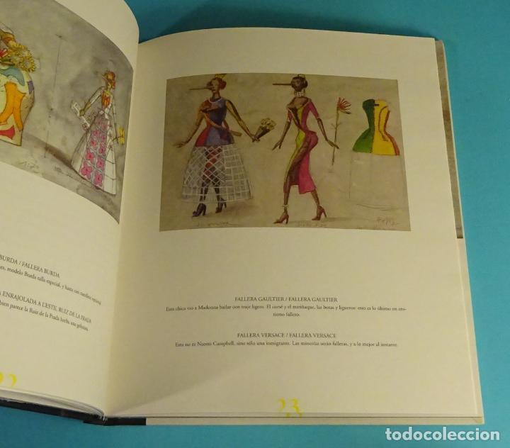 Libros: MANOLO MARTÍN, ARTESÀ FALLER. MANOLO MARTÍN - SIGFREDO MARTÍN BAGUÉ/VICENTE JARQUE. FALLA NA JORDANA - Foto 2 - 227847745