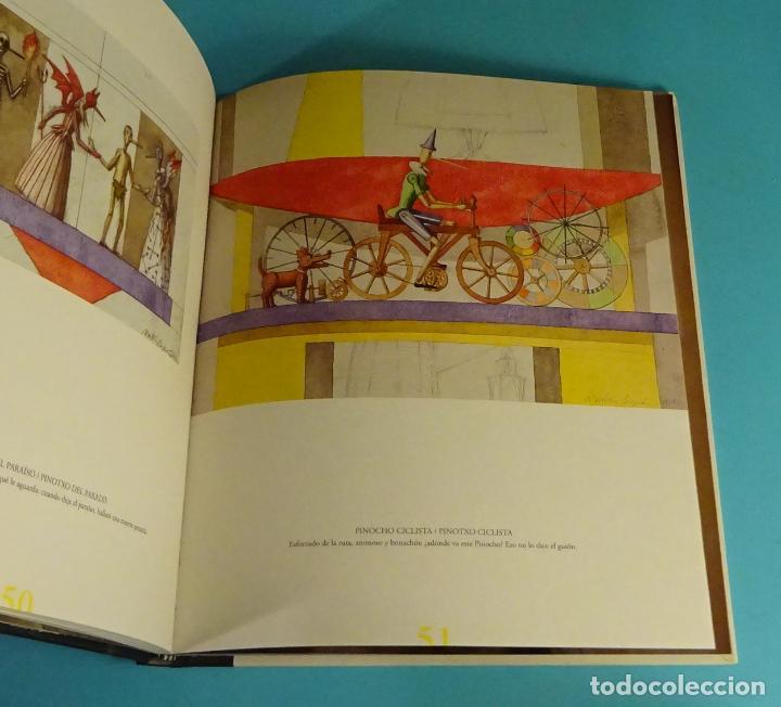Libros: MANOLO MARTÍN, ARTESÀ FALLER. MANOLO MARTÍN - SIGFREDO MARTÍN BAGUÉ/VICENTE JARQUE. FALLA NA JORDANA - Foto 3 - 227847745