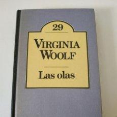 Libros: LAS OLAS / VIRGINIA WOOLF / CLUB BRUGUERA. Lote 243572870