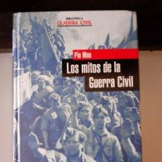 Libros: PÍO MOA MITOS DE LA GUERRA CIVIL. Lote 228582325