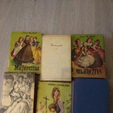 Libros: LOTE DE 6 LIBROS LITERATURA ROMÁNTICA DE AMOR. Lote 228760665