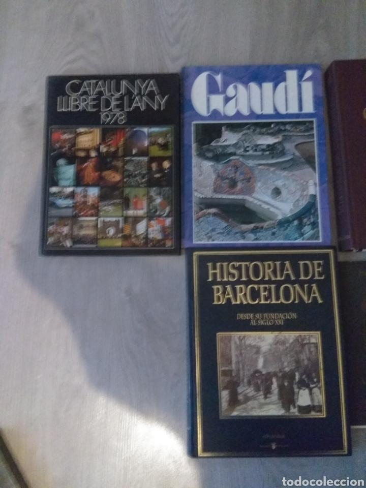 Libros: Lote de 5 libros de la historia de catalunya - Foto 2 - 228762880