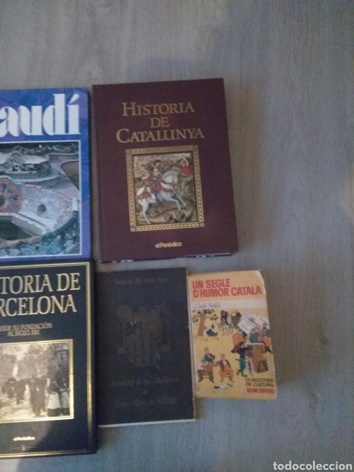 Libros: Lote de 5 libros de la historia de catalunya - Foto 3 - 228762880