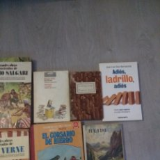 Libros: LOTE DE 10 LIBROS DE LECTURA VARIOS. Lote 228764415