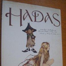 Libri di seconda mano: BRIAN FROUD Y ALAN LEE - HADAS. Lote 189054152