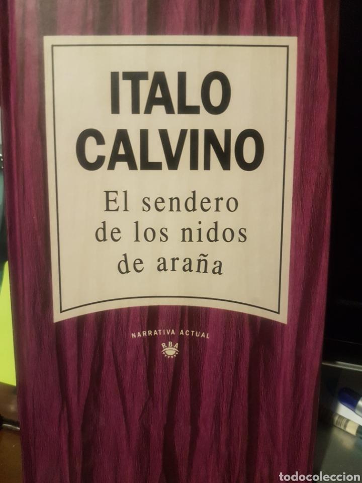 EL SENDERO DE LOS NIDOS DE ARAÑA, DE ITALO CALVINO (Libros Nuevos - Literatura - Narrativa - Aventuras)