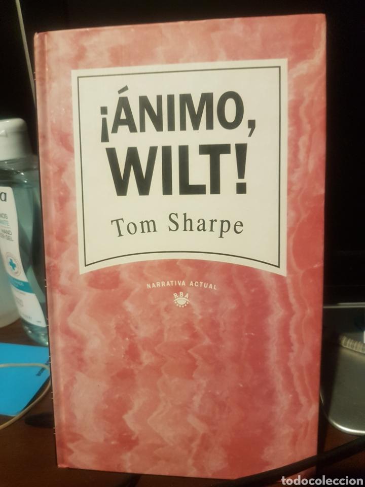 ¡ÁNIMO WILT! DE TOM SHARPE (Libros Nuevos - Literatura - Narrativa - Aventuras)