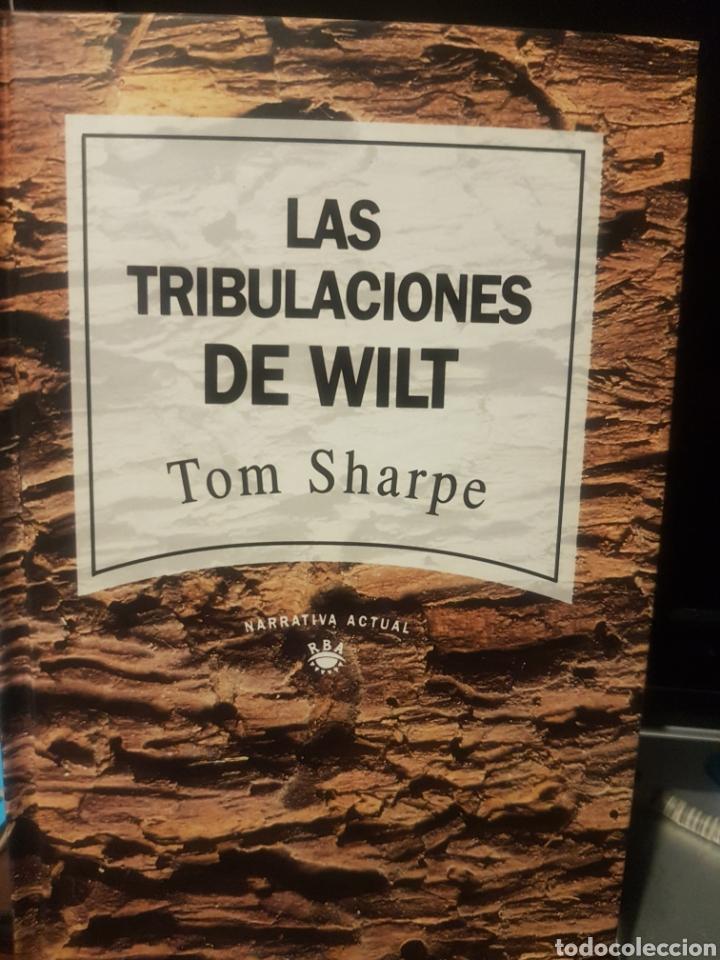 LAS TRIBULACIONES DE WILT, DE TOM SHARPE (Libros Nuevos - Literatura - Narrativa - Aventuras)