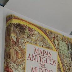 Libros: MAPAS ANTIGUOS DEL MUNDO . EAGLE BOOKS1994 . . CARTOGRAFÍA. Lote 229877580
