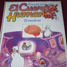 Libros: EL CUERPO HUMANO 8. EL CEREBRO. EDITORIAL PLANETA. Lote 230223630
