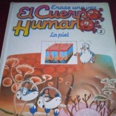 Libros: EL CUERPO HUMANO 2. LA PIEL. EDITORIAL PLANETA. Lote 230229000