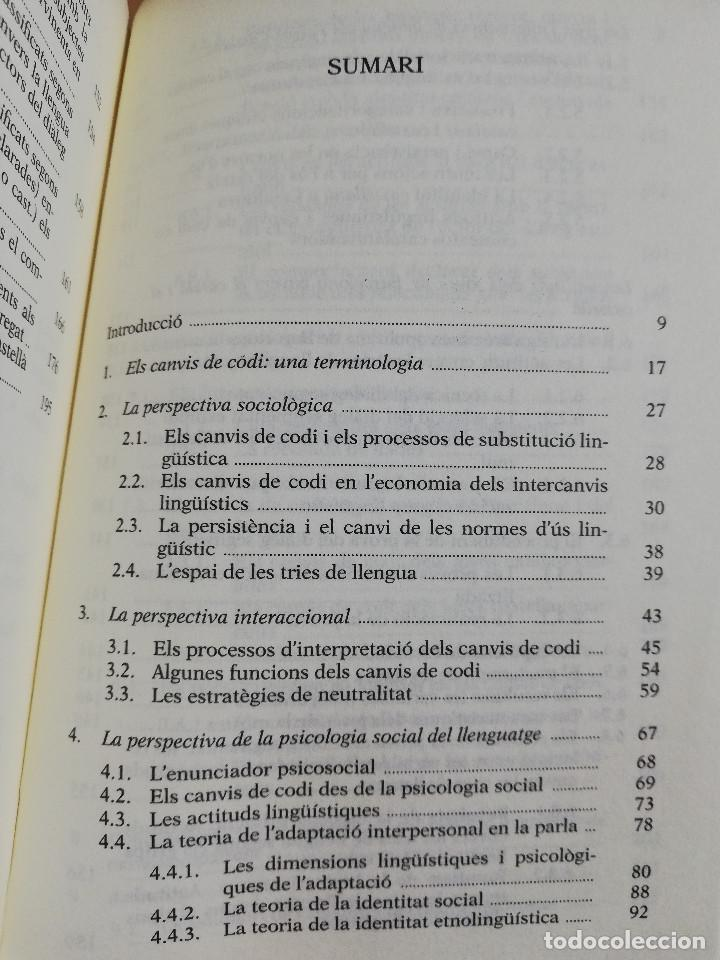 Libros: TRIAR NO ÉS TRAIR. IDENTITAT I LLENGUA EN ELS JOVES DE BARCELONA (EMILI BOIX) - Foto 2 - 231416770