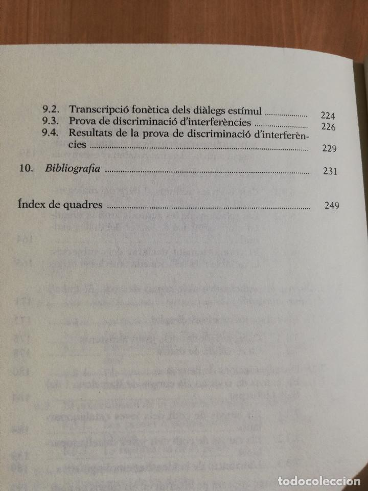 Libros: TRIAR NO ÉS TRAIR. IDENTITAT I LLENGUA EN ELS JOVES DE BARCELONA (EMILI BOIX) - Foto 5 - 231416770