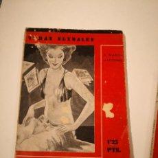 Libros: TEMAS SEXUALES LA PORNOGRAFIA 1ª ED MARTIN DE LUCENAY 1933 LIBROS ADULTOS. Lote 232911095