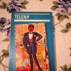 Libros: TELENY, OSCAR WILDE. Nº 11 COLECCIÓN REY DE BASTOS, LAERTES, 1985 LIBRO COLECCION LIBROS. Lote 233187600