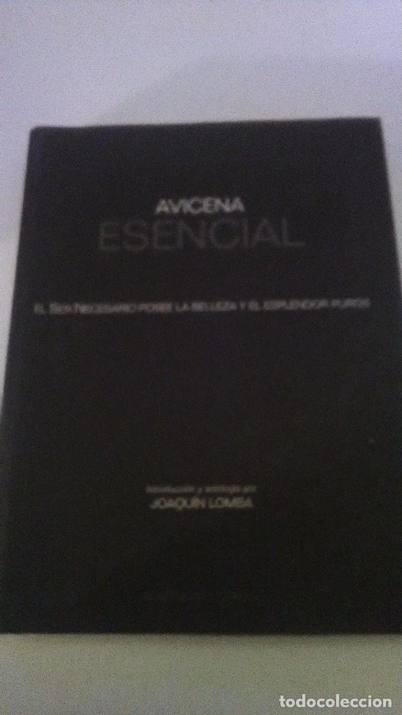 AVICENA. ESENCIAL. JOAQUÍN LOMBA EDICIÓN. MONTESINOS ESENCIAL. 2009 (Libros sin clasificar)