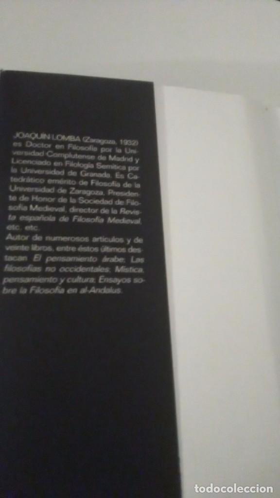 Libros: Avicena. Esencial. Joaquín Lomba edición. Montesinos Esencial. 2009 - Foto 2 - 233455980